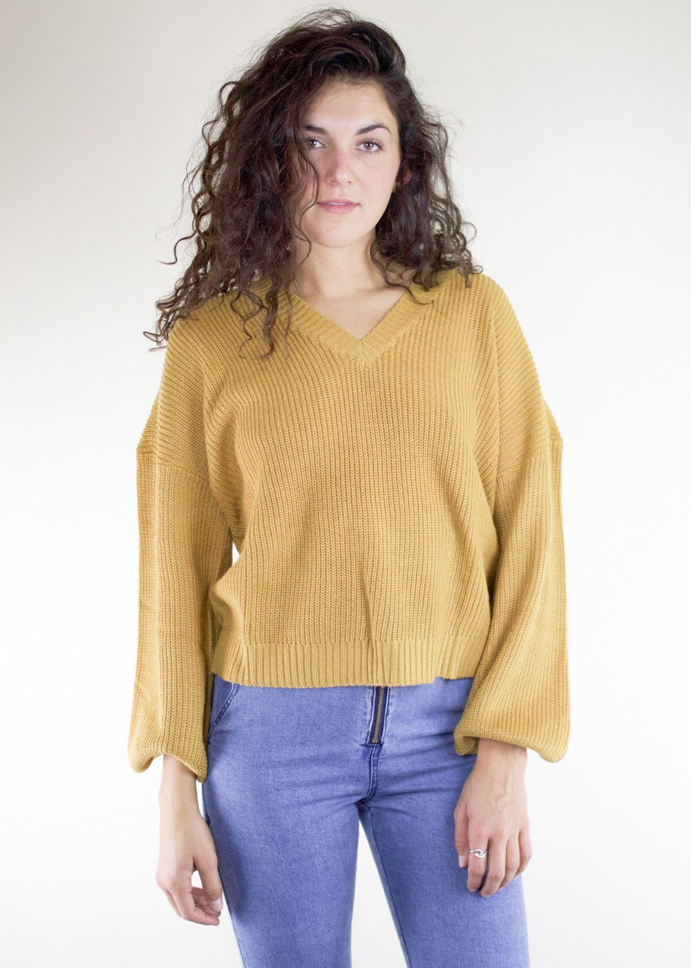 Honey Jam Knit Sweater