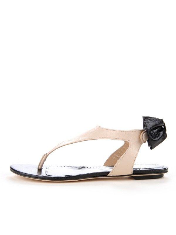 Bow Sandal — Shoebox