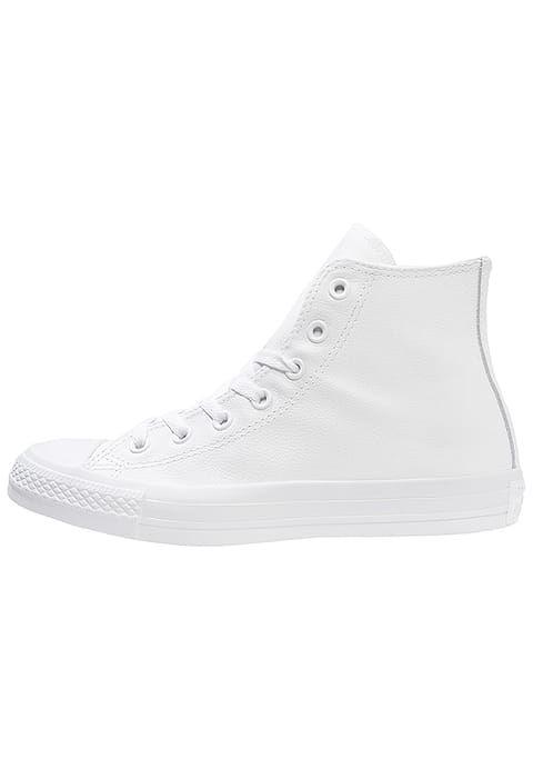 Tilaa ilman lähetyskuluja  Converse CHUCK TAYLOR ALL STAR - Korkeavartiset tennarit - blanc : 94,95 € (7.5.2017) Zalando.fi-verkkokaupasta.