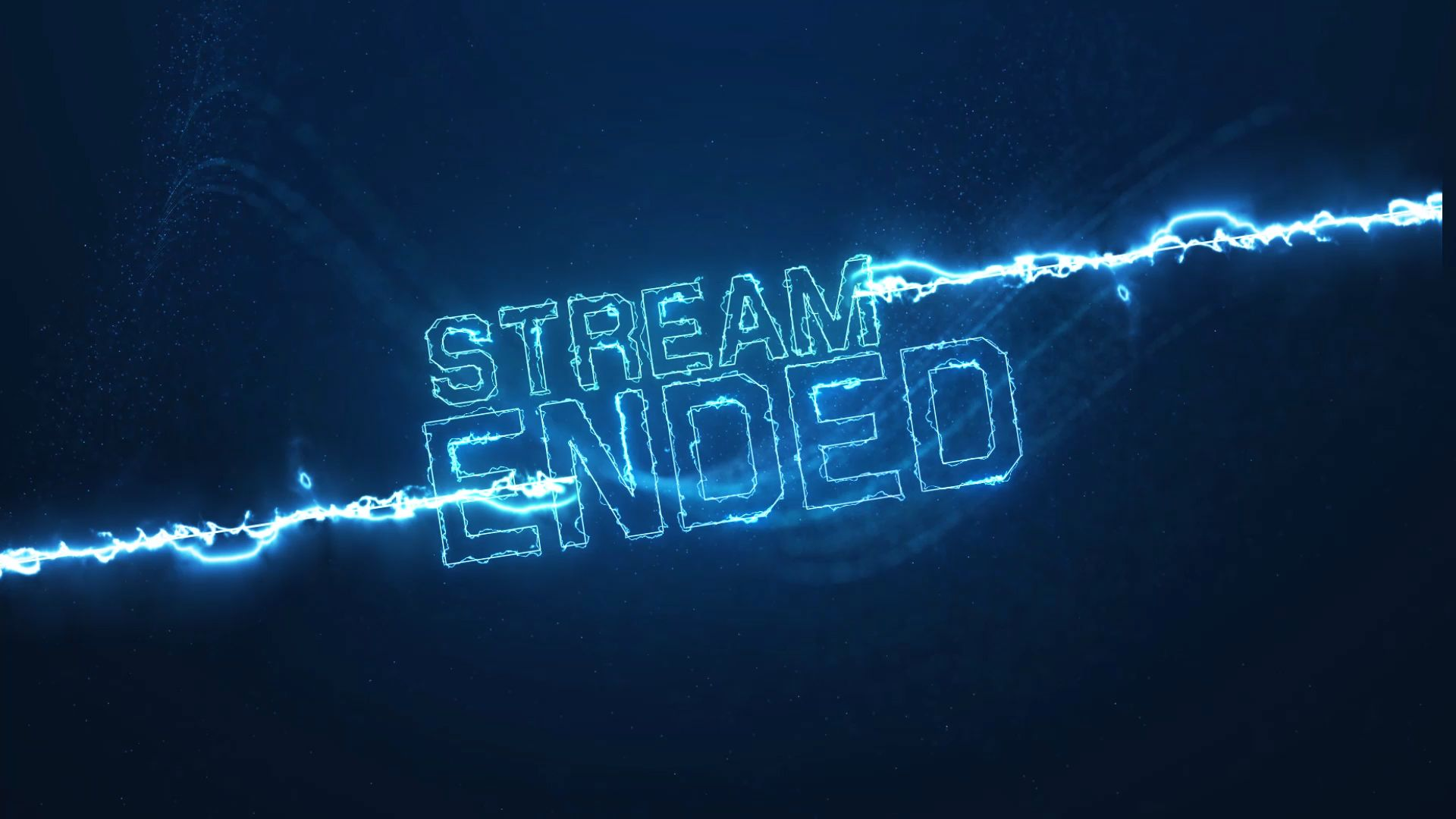 Electro animated stream scenes Animation, Overlays, Neon