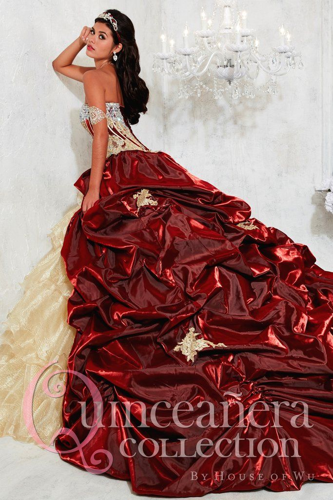 House of Wu Quinceanera Dress Style 26793   Sweet 15, Ball gowns and ...