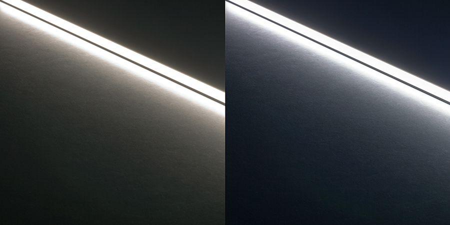 linear led light bar fixture 360