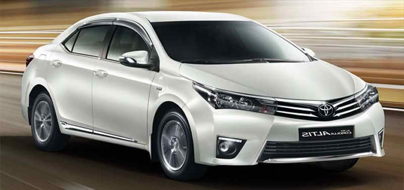Honda corolla price