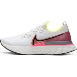 Photo of Nike React Infinity Run Flyknit Women's Running Shoe – Silver Nike