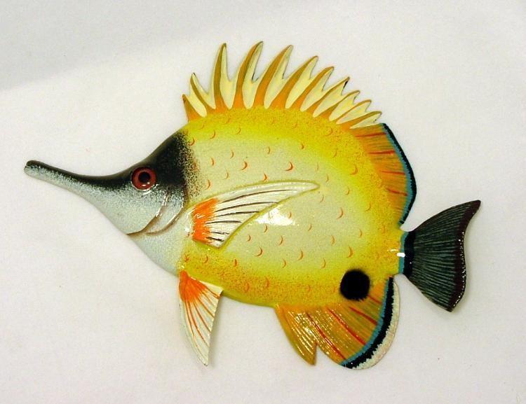Pretty Fish Wall Decor Images - Wall Art Design - leftofcentrist.com