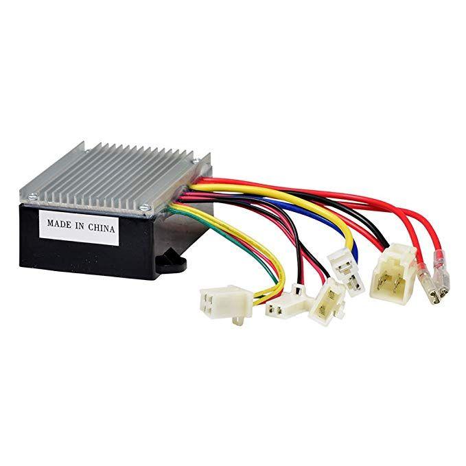 Alveytech W13113601015 Controller For The Razor E200  E225  Versions 24   Review