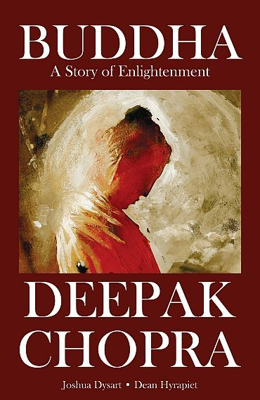Buddha Buddha Graphic Novel Deepak Chopra
