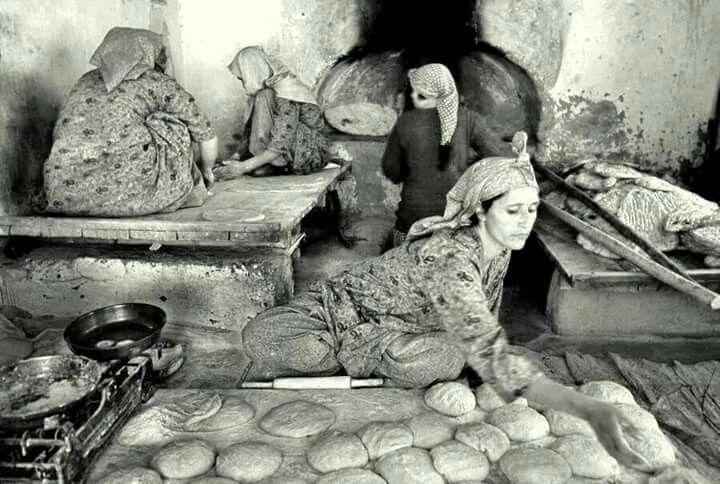 مخبز يافاوي قبل النكبة