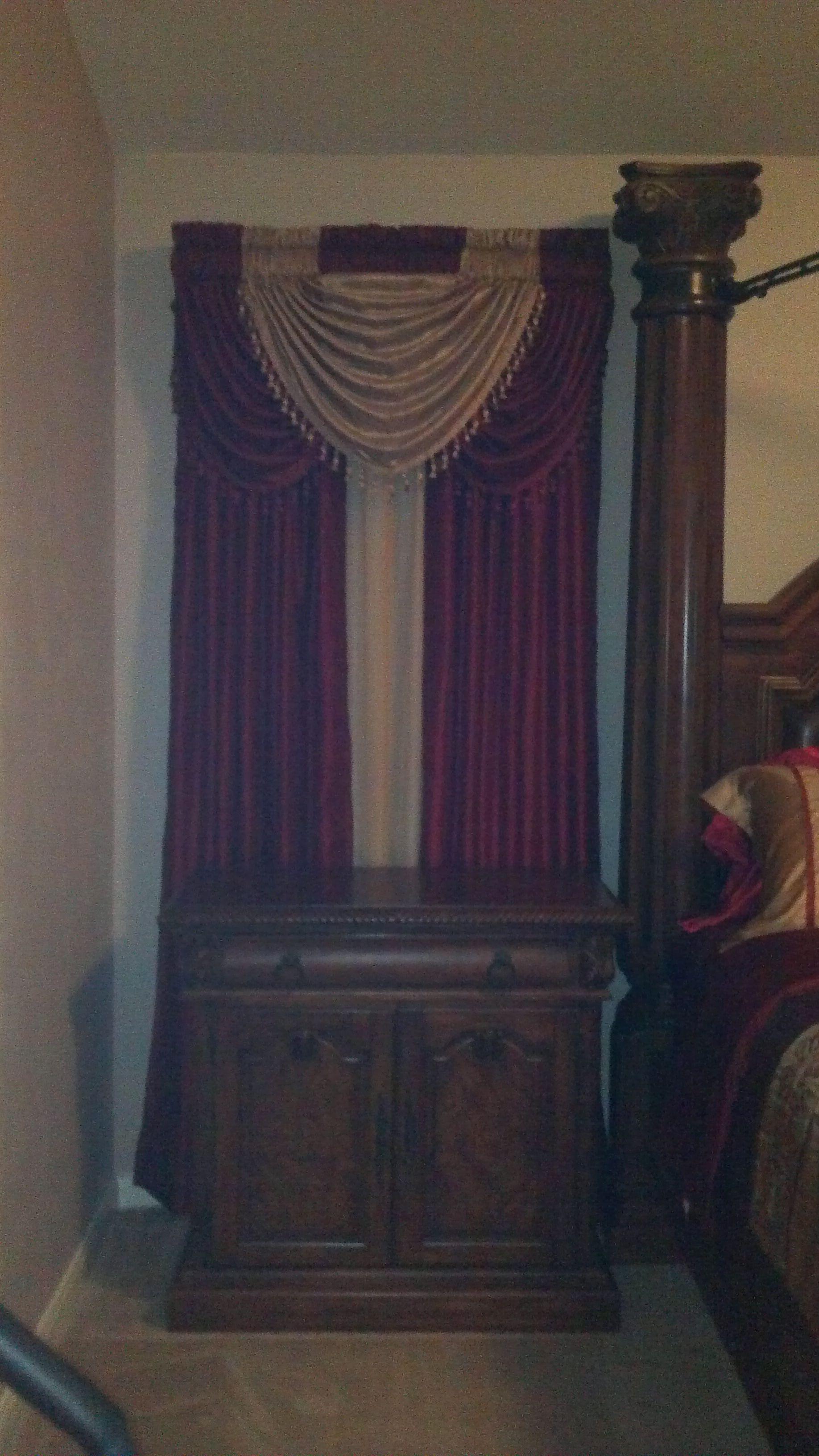 Annas Linens Annabella Curtains