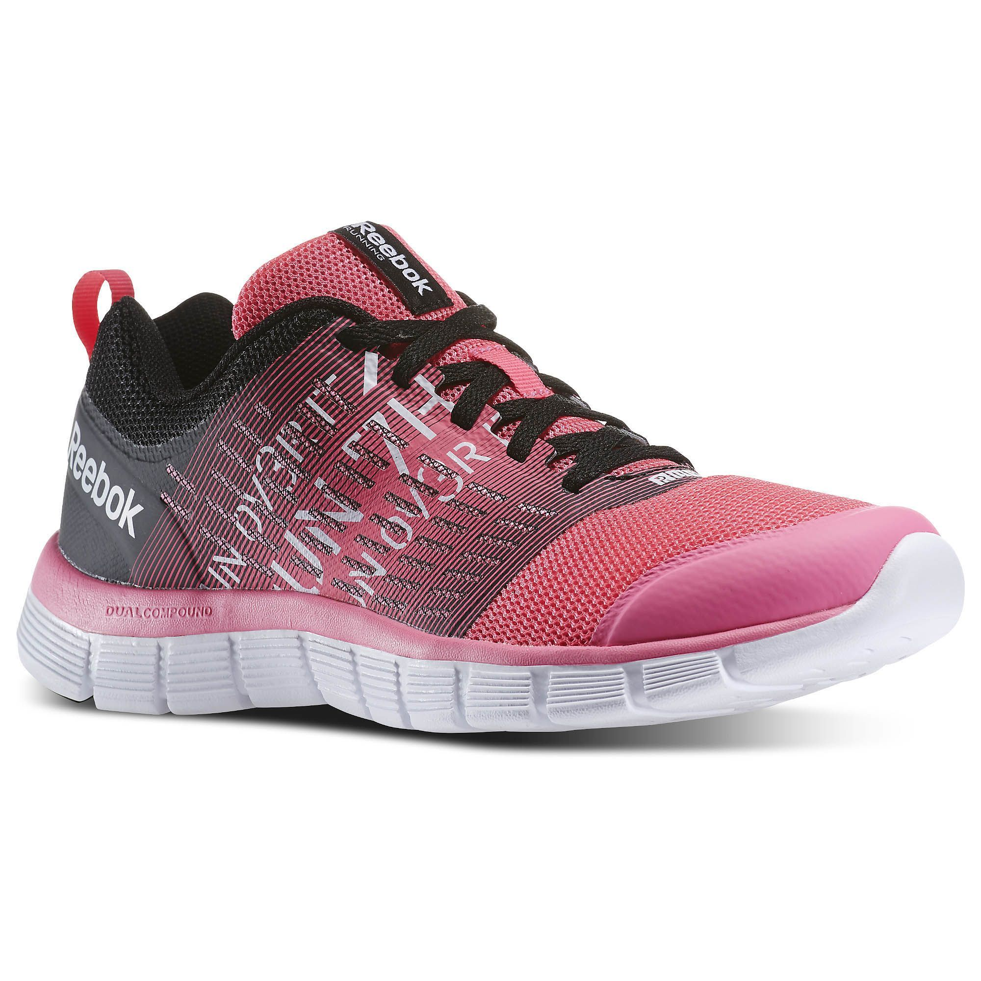 Really need a new pair of trainers for the gym do love a pink pair  Reebok  Z Dual Rush  White