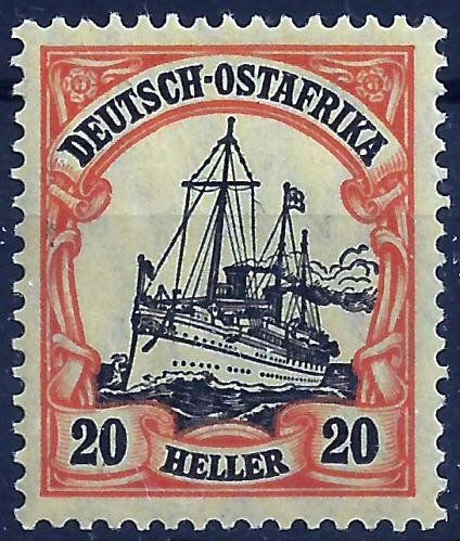 German East Africa 20 Heller c1900