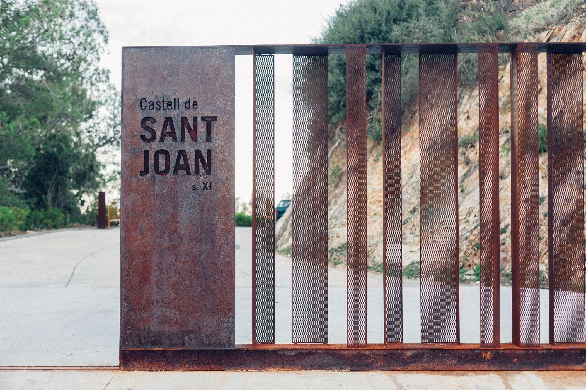 Estudi nus adecuaciÓn del acceso al castell de sant joan blanes