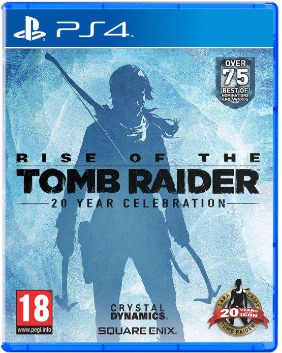 Rottr Caja Ps4 Tomb Raider Ps4 Ps4 Games Tomb Raider