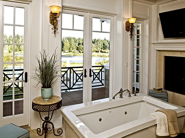 Milgard Ultra Fiberglass French Doors And French Style Sliding
