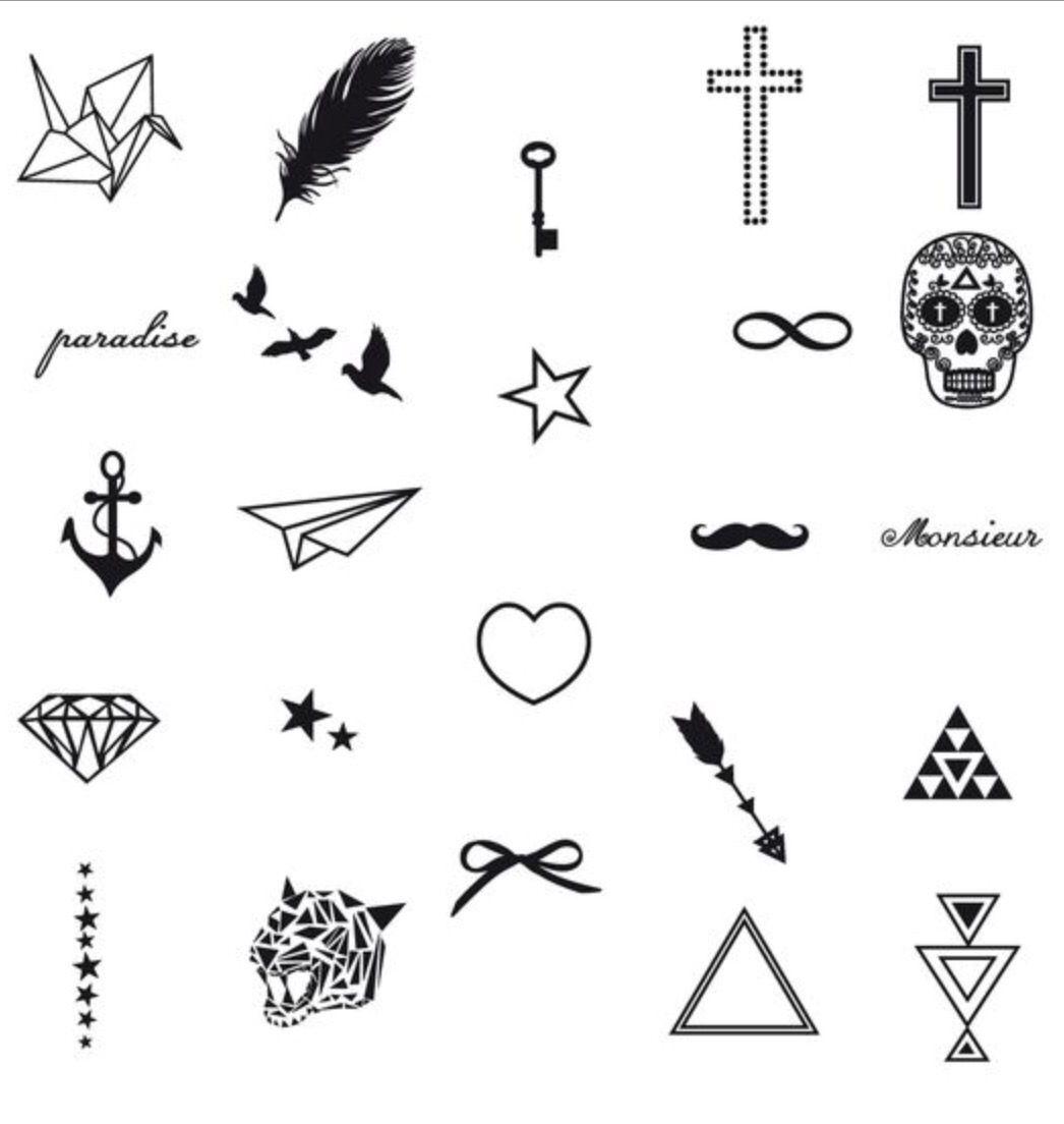 DIY Tattoos - schnell und leicht gemacht! | Fake tattoo ...