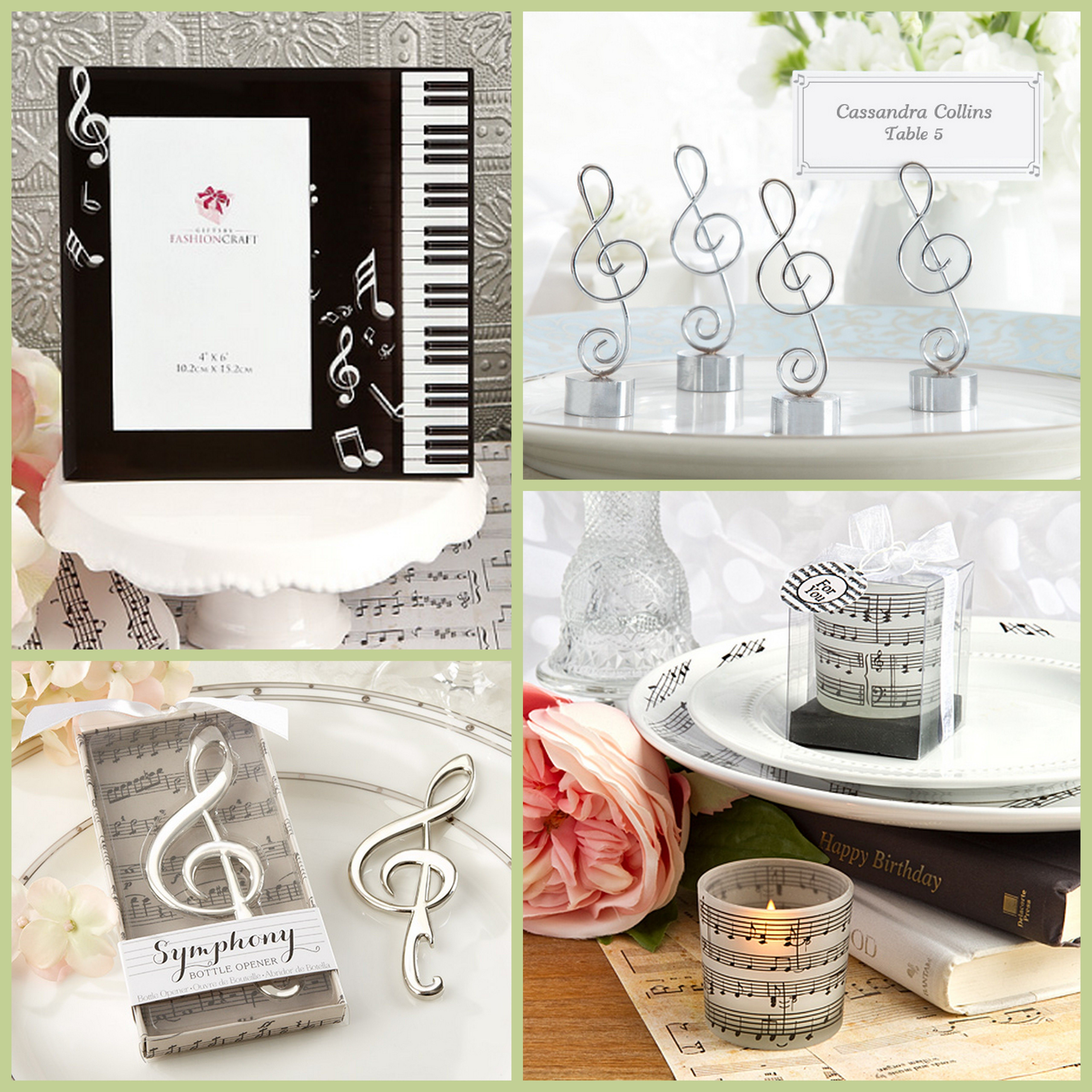Music Note Party Favors | Music Party Favors | Pinterest