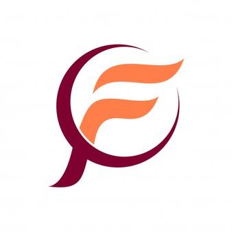Fluicity Logo France Letter F Letter Logo Lettering