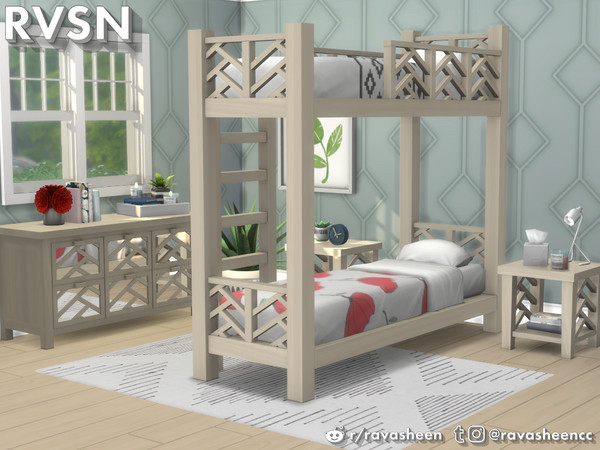 RAVASHEEN's That's What She Bed Bunk Bed Series in 2020