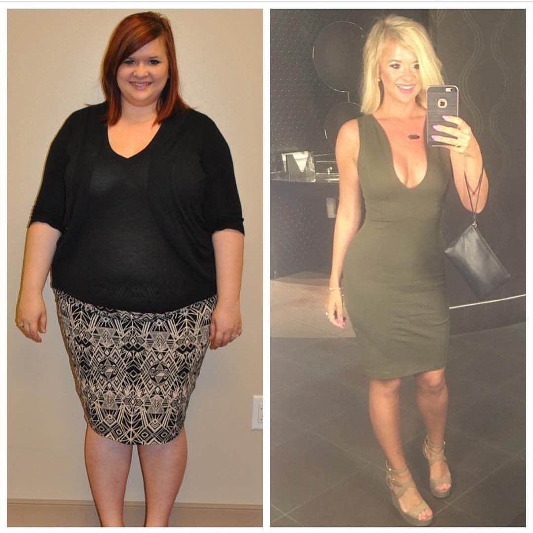 Женщины которые похудели фото