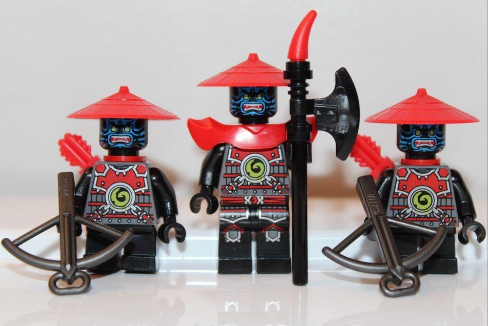 LEGO Ninjago Swordsman Minifigure NEW!!!!!