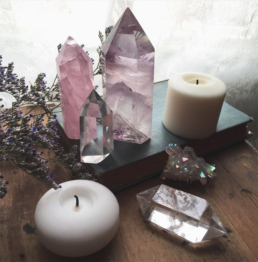 Crystal Home Decor: 8 Ways I Am Gaining Balance In My Life + Home + Mind