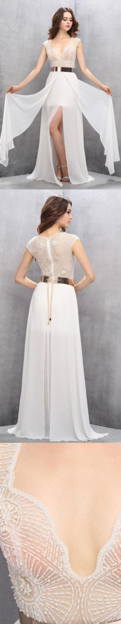 Princess prom dresses white prom dresses long prom dresses with