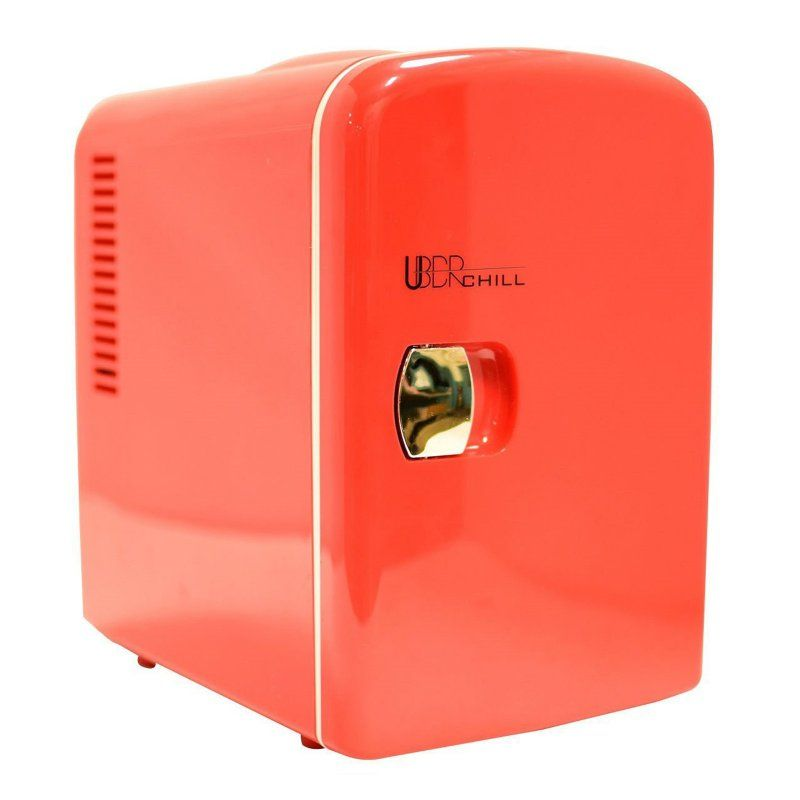 Uber Appliance UBCH1 Uber Chill 6 Can Retro Personal Mini