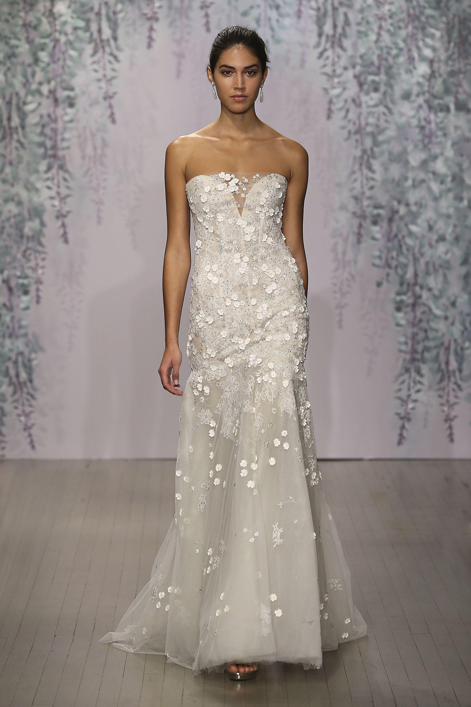 Elena | Monique Lhuillier Fall 2016 | wedding | Pinterest ...