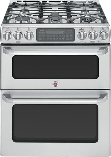 Here's the GE Gas Ranges I'm thinking about adding to the house from Pacific Sales!