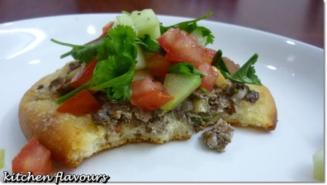 Ottolenghi: Lahmacun (Turkish Pizza) : IHCC | Ottolenghi ...