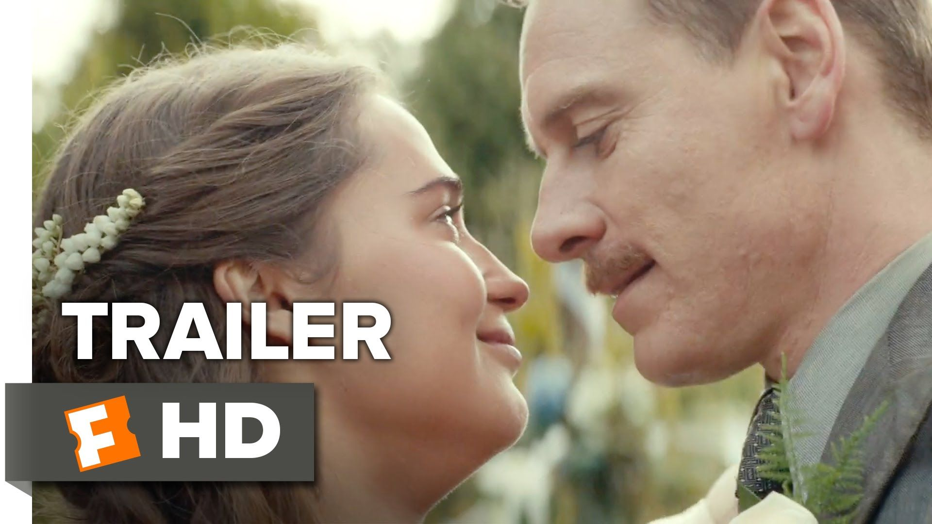 The Light Between Oceans Official Trailer #1 (2016) - Alicia Vikander, M...