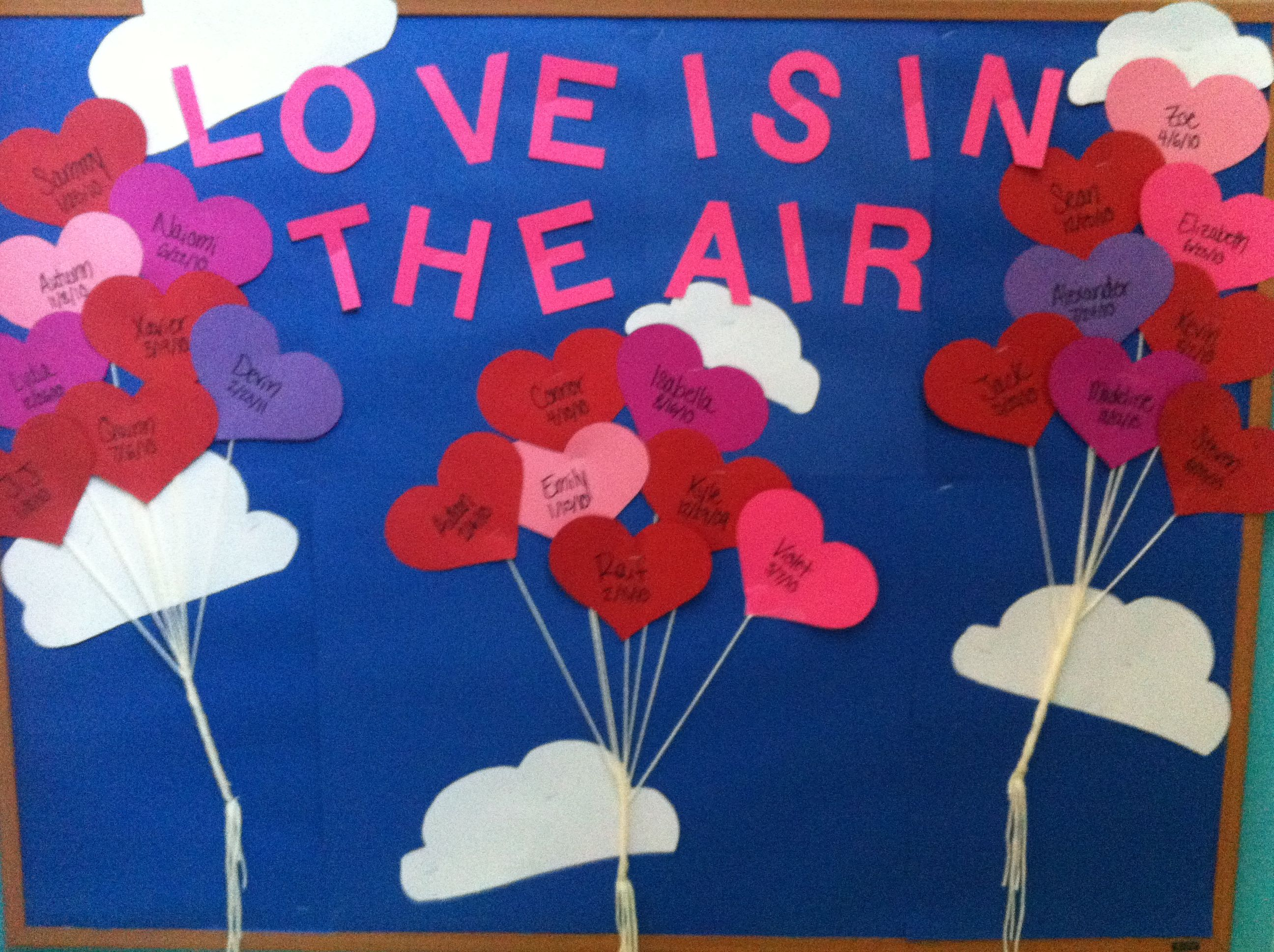 Valentine Door Decoration Ideas Best 25 February Bulletin Boards Ideas On Pinterest February