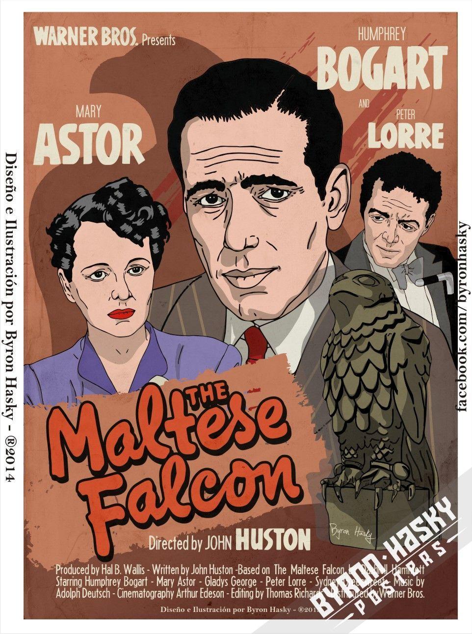 The Maltese Falcon John Huston Movie Posters Mary Astor