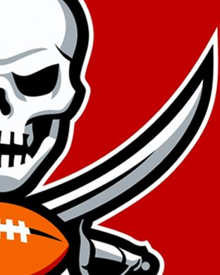 Tampa Bay Buccaneers Logo As Background Screen For Apple Watch If You Have An Apple Watch Thi Tampa Bay Buccaneers Logo Buccaneers Football Apple Watch Faces