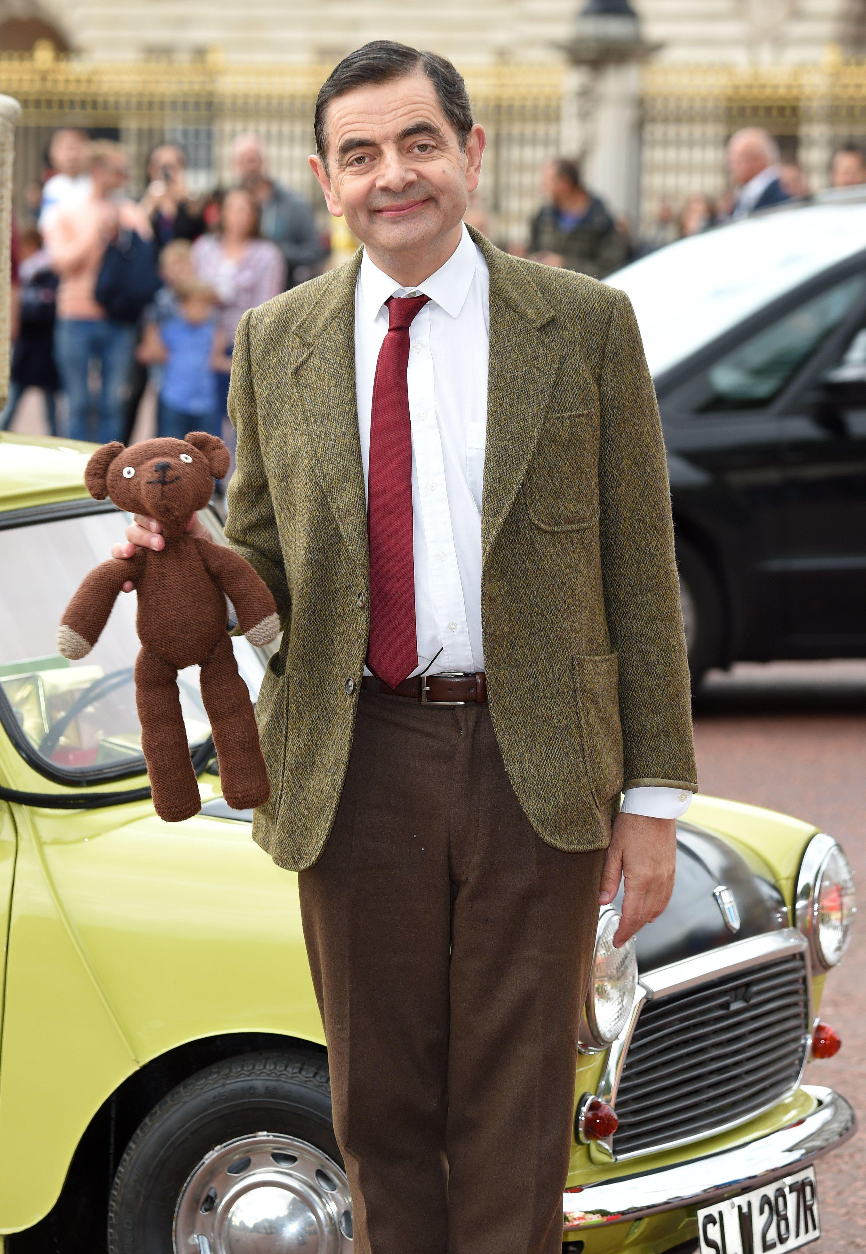 Luxury Mr Bean Car Picture Mr Bean Mr Bean Funny Mr Bean Cartoon