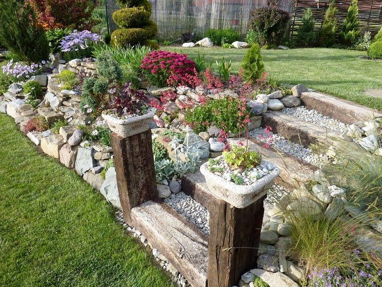 Záhradné schodisko