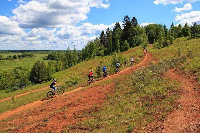Best Year Round Trails For Mountain Bike Junkies Mountain Biking Mountain Bike Trails Mountain Biker