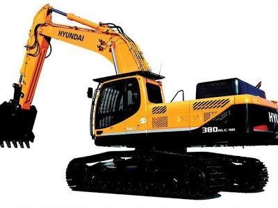 Hyundai Excavator Factory Service Repair Manual: HYUNDAI R380LC-9A on