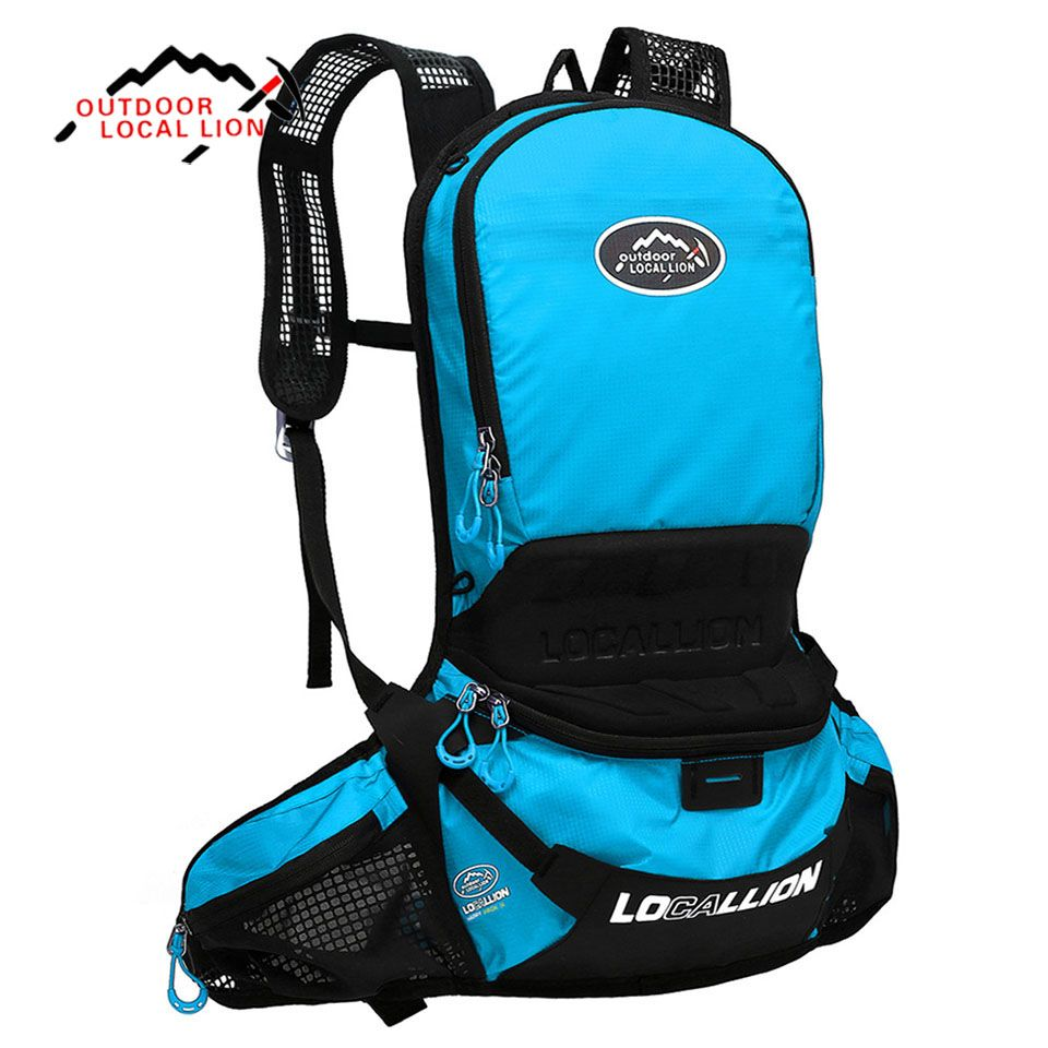 279a0a6626 LOCAL LION 25L Waterproof Backpack Rucksack Cycling Bike Camping ...