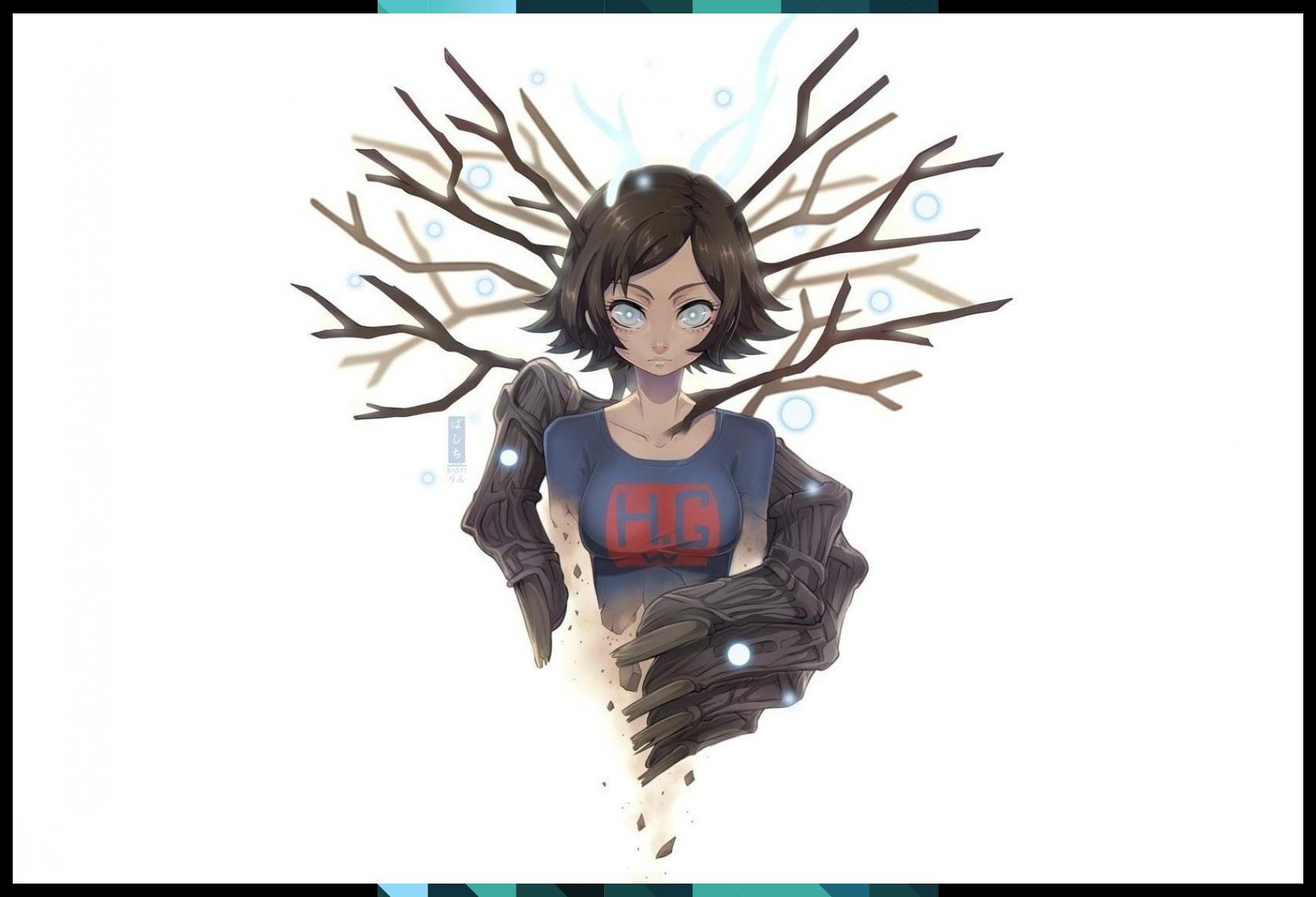 Anime Kokkoku Juri Yukawa 720p Wallpaper Hdwallpaper D Anime Wallpaper Hd Wallpaper