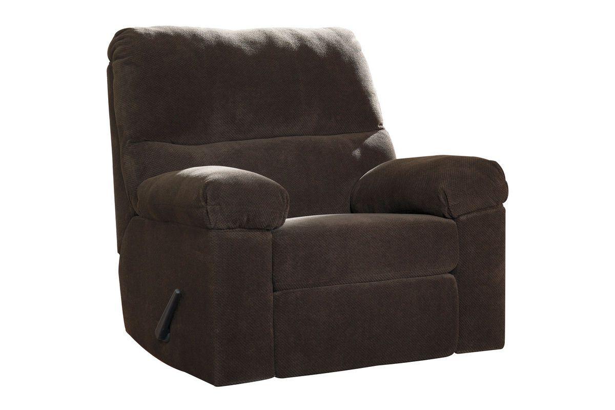 Zeena Rocker Recliner from Gardner-White Furniture