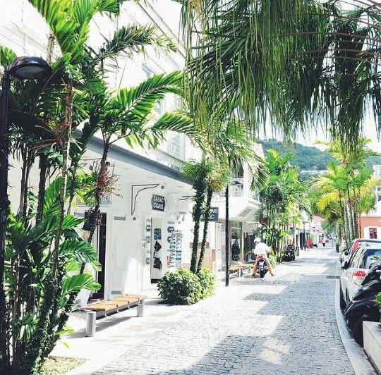 Post de Gustavia