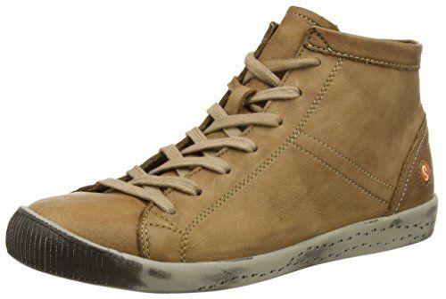 Isleen Femmes Hohe Sneaker Softinos jszJu3DNhB