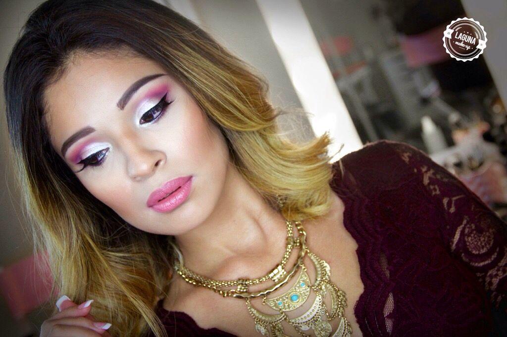 #makeupbyme #lagunamakeup #makeupbynolvia #latinbarbie