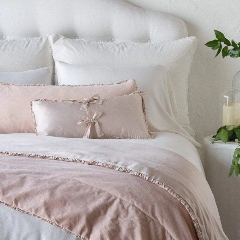 Bella Notte Linens Helane Kidney Pillow in 2020 Bella