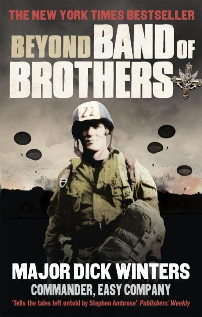 A must read if you enjoyed Band of Brothers