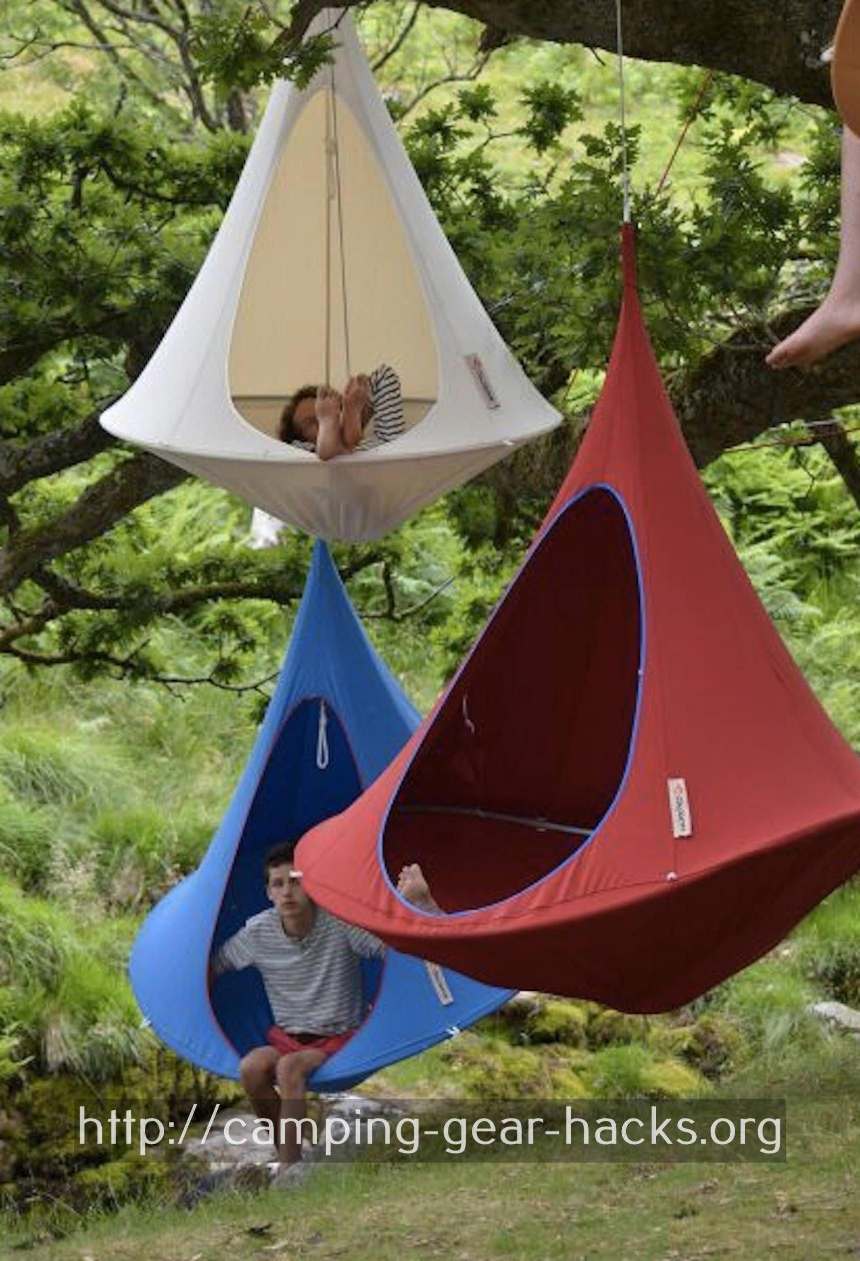 Look at these camping tricks 9109 #campingtricks | Hanging ...
