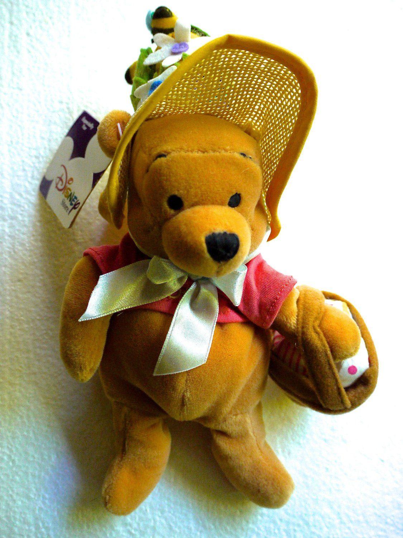 Disney mini bean bag 8 easter pooh