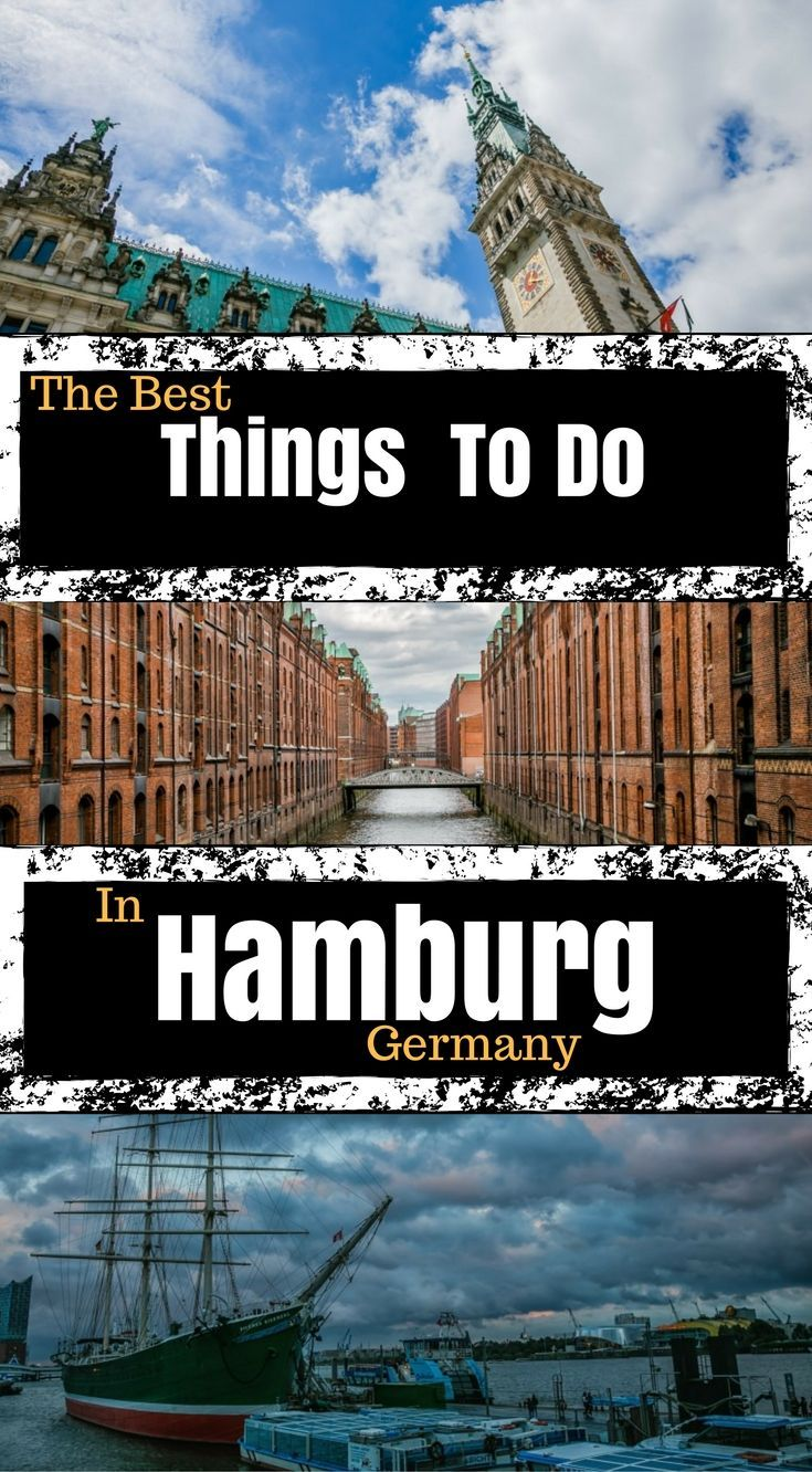 The Best Things To Do In Hamburg Germany. We wanted to highlight some of the things that made our stay so great. Our tips are designed to make your trip to Hamburg easier and give you some recommendations for your stay.