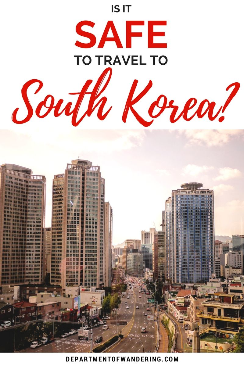 Is It Safe To Travel South Korea Right Now Travel South South Korea Travel South Korea
